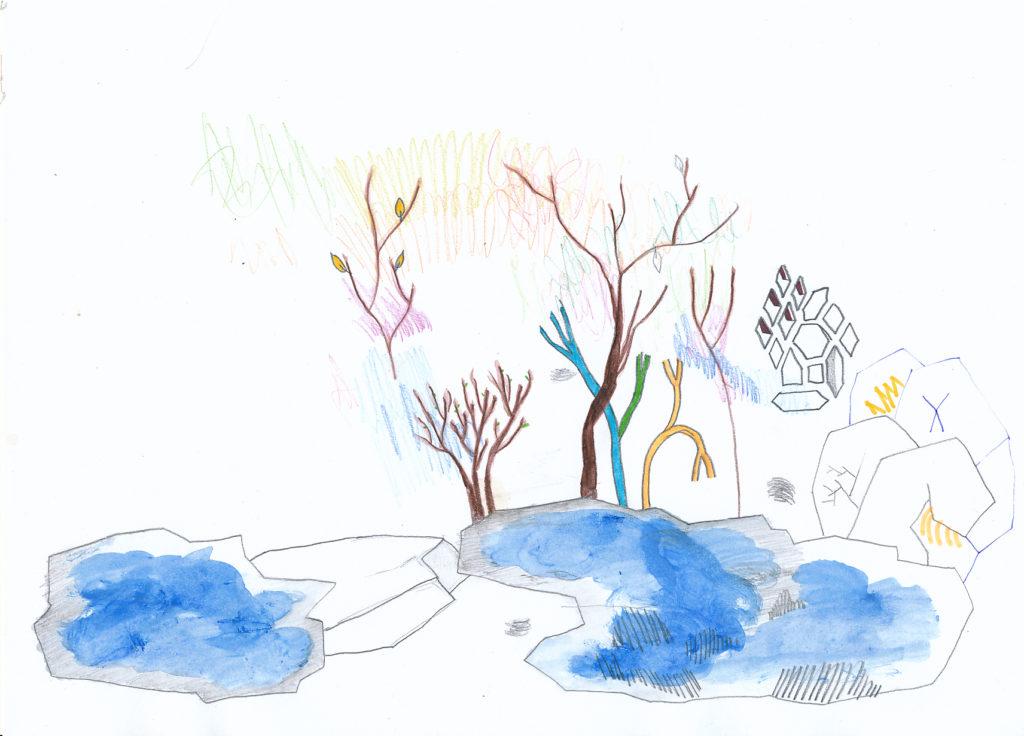 drawings,